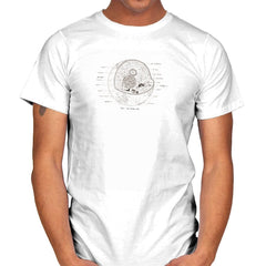 The Perfect Cell - Kamehameha Tees - Mens - T-Shirts - RIPT Apparel