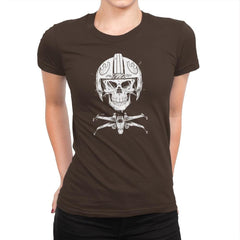 The Jolly Rebel Exclusive - Womens Premium - T-Shirts - RIPT Apparel