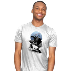 Crossing the Dark Path - Mens - T-Shirts - RIPT Apparel