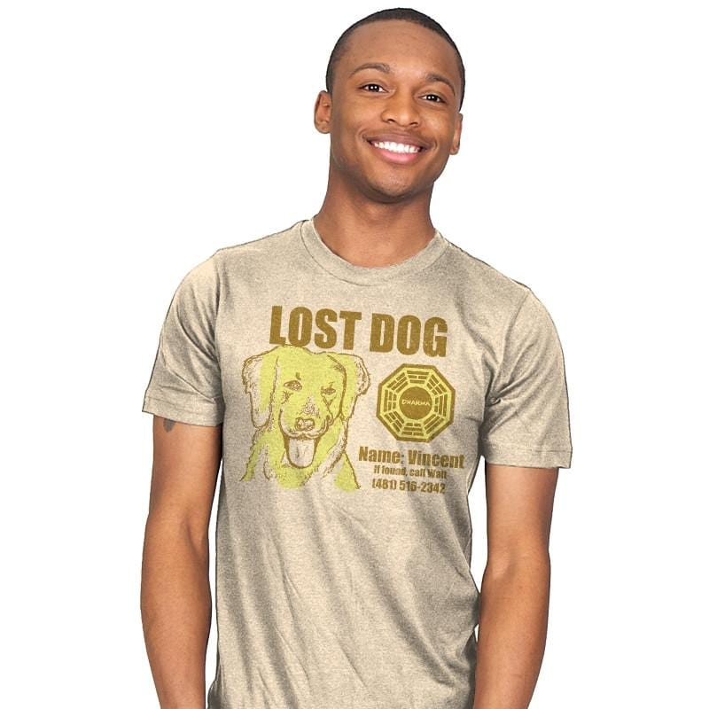 Lost Dog Exclusive - Mens - T-Shirts - RIPT Apparel