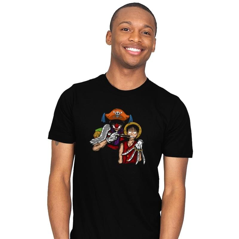 The Pirate Clown - Mens - T-Shirts - RIPT Apparel