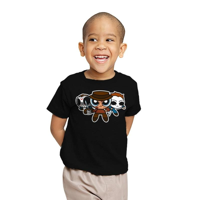 The Horrorpuff Boys - Youth - T-Shirts - RIPT Apparel