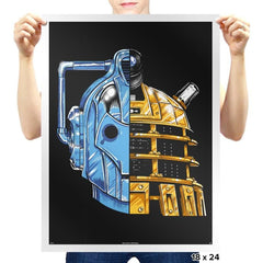 Random Access Enemies Reprint - Prints - Posters - RIPT Apparel