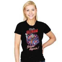 Make Gotham Great Again - Womens - T-Shirts - RIPT Apparel