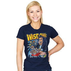 Wise-Oh's - Womens - T-Shirts - RIPT Apparel