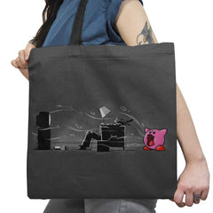 High Fidelity Pink Cassette Exclusive - Tote Bag - Tote Bag - RIPT Apparel