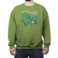 Mt. Sunnymore - Crew Neck Sweatshirt - Crew Neck Sweatshirt - RIPT Apparel