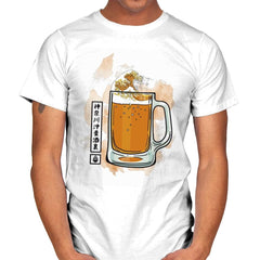 The great beer off Kanagawa - Mens - T-Shirts - RIPT Apparel
