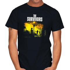 The Survivors Exclusive - Dead Pixels - Mens - T-Shirts - RIPT Apparel