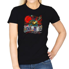 Visit Unicron Exclusive - Womens - T-Shirts - RIPT Apparel