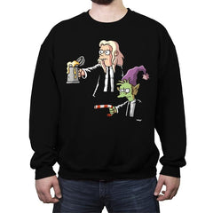 Bean Fiction - Crew Neck Sweatshirt - Crew Neck Sweatshirt - RIPT Apparel