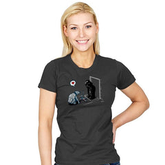 Cat-At Gift - 80s Blaarg - Womens - T-Shirts - RIPT Apparel
