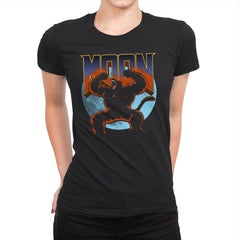 DoomMoon - Womens Premium - T-Shirts - RIPT Apparel