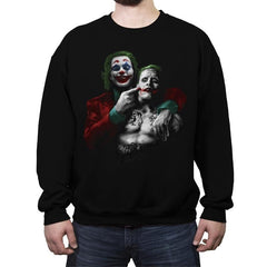 The Killing Joaq - Crew Neck Sweatshirt - Crew Neck Sweatshirt - RIPT Apparel