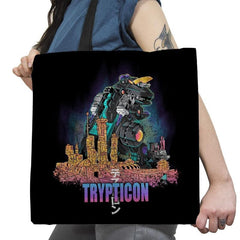 Zillacon Exclusive - Tote Bag - Tote Bag - RIPT Apparel