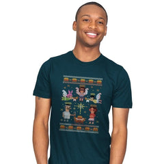 A Juicy Delicious Christmas - Mens - T-Shirts - RIPT Apparel