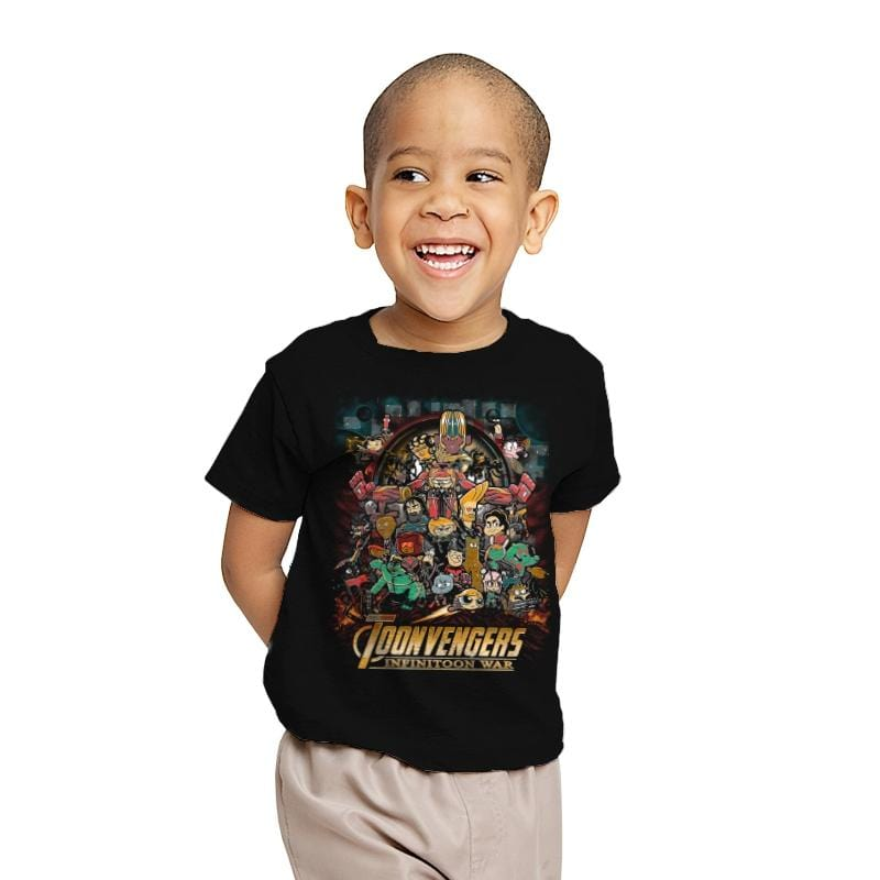 Infinitoon War - Youth - T-Shirts - RIPT Apparel