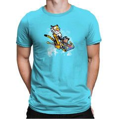 Jasmine and Rajah Exclusive - Mens Premium - T-Shirts - RIPT Apparel