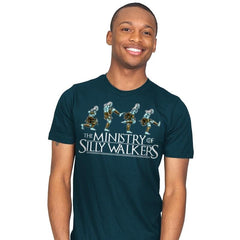 Silly Walkers - Mens - T-Shirts - RIPT Apparel