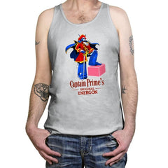 Captain P.'s Original Energon Exclusive - Shirtformers - Tanktop - Tanktop - RIPT Apparel