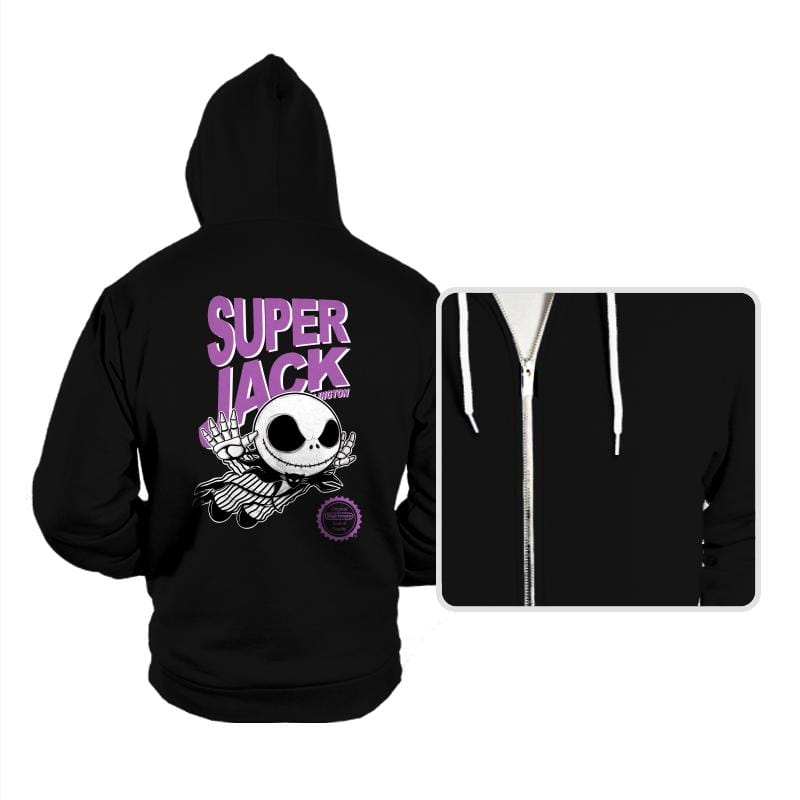 Super Jack - Hoodies - Hoodies - RIPT Apparel