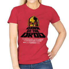 Dawn Of The Droid - Anytime - Womens - T-Shirts - RIPT Apparel