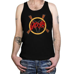 Groovy Demon Slayer - Tanktop - Tanktop - RIPT Apparel