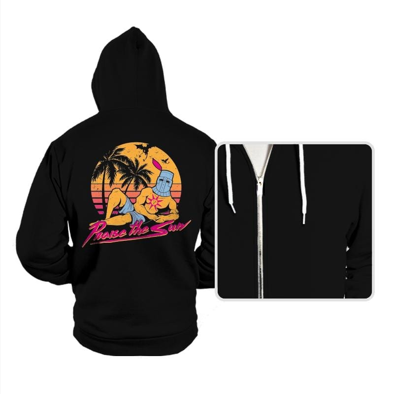 Praise the Summer - Hoodies - Hoodies - RIPT Apparel