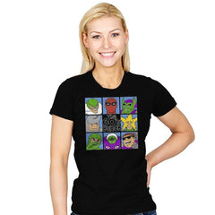 The 60's Bunch - Womens - T-Shirts - RIPT Apparel