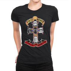SATELLITE FOR DESTRUCTION - Record Collector - Womens Premium - T-Shirts - RIPT Apparel