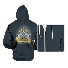 Gold Throne - Hoodies - Hoodies - RIPT Apparel
