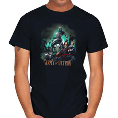 Army of Robots Exclusive - Mens - T-Shirts - RIPT Apparel