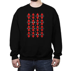 Our Guy'll Kill Ya - Crew Neck Sweatshirt - Crew Neck Sweatshirt - RIPT Apparel