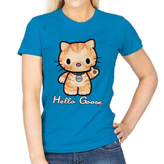 Hello Goose - Womens - T-Shirts - RIPT Apparel
