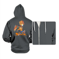 Crash Bash! - Hoodies - Hoodies - RIPT Apparel