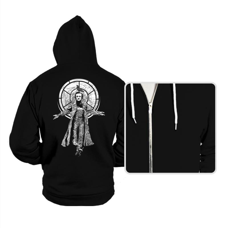 Edgar Allan Crow - Hoodies - Hoodies - RIPT Apparel