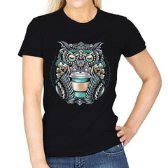 Coffee Spirit - Womens - T-Shirts - RIPT Apparel
