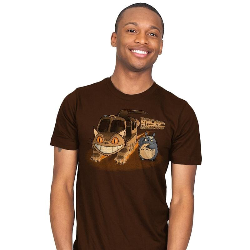 Back To the Nature - Pop Impressionism - Mens - T-Shirts - RIPT Apparel