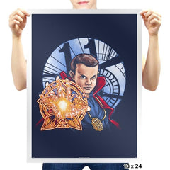 Stranger Doctor Exclusive - Prints - Posters - RIPT Apparel