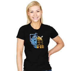 Random Access Enemies Reprint - Womens - T-Shirts - RIPT Apparel