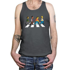 The Moes on Abbey Road - Tanktop - Tanktop - RIPT Apparel