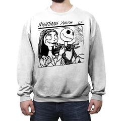 Nightmare Youth - Crew Neck Sweatshirt - Crew Neck Sweatshirt - RIPT Apparel