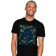 Starry Horse - Mens - T-Shirts - RIPT Apparel