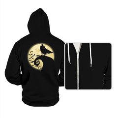 Nightmare Before The Bat - Hoodies - Hoodies - RIPT Apparel