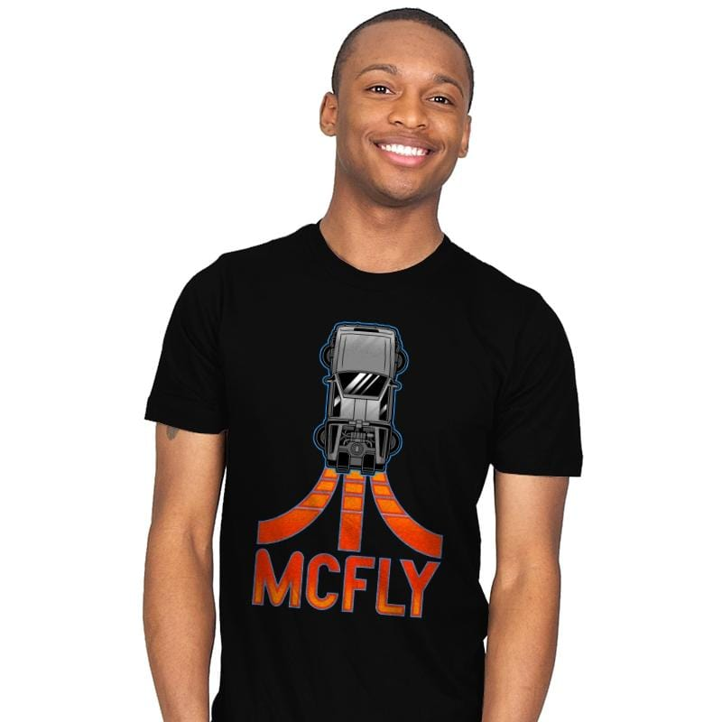 McFly - Mens - T-Shirts - RIPT Apparel