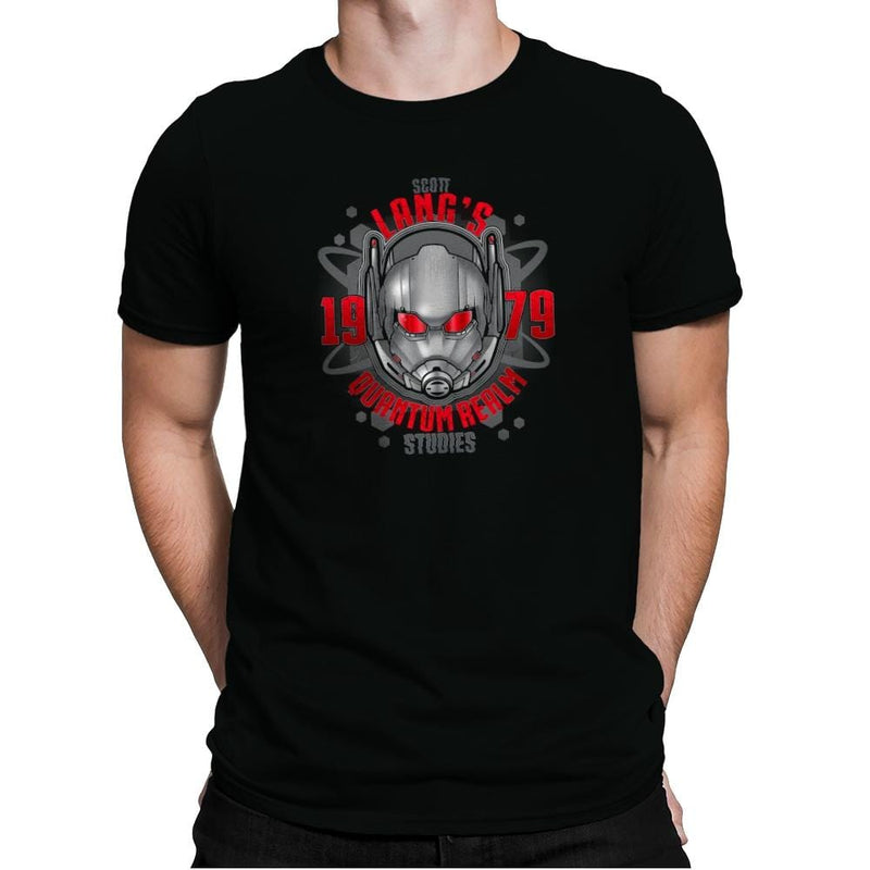 Quantum Realm Studies Exclusive - Mens Premium - T-Shirts - RIPT Apparel