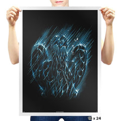 Weeping Sky - Prints - Posters - RIPT Apparel