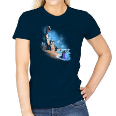 Damn You All to Shell Exclusive - Womens - T-Shirts - RIPT Apparel