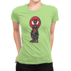 Peanut Spida - Womens Premium - T-Shirts - RIPT Apparel