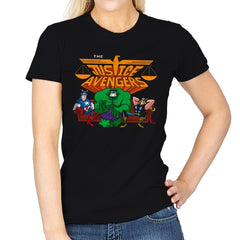 The Justvengers - Womens - T-Shirts - RIPT Apparel